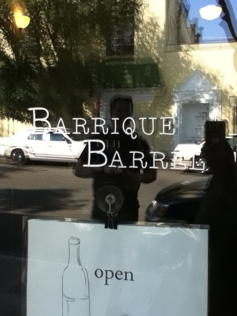 Barrique Barrel