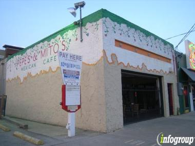 Pepe & Mito's Mexican Cafe