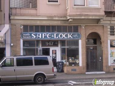 North Beach Safe & Lock