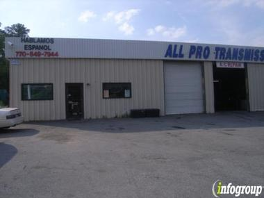 All Pro Transmission & Auto Care