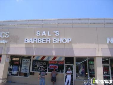 Sal's Barber Shop