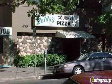 Zeldas Original Gourmet Pizza
