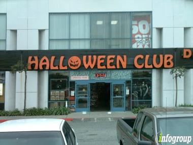 Halloween Club