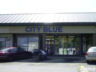 City Blue Inc