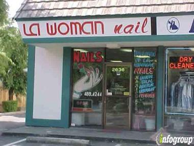 L A Woman Nail Salon & Btq