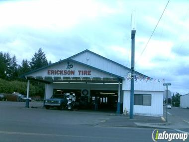 Erickson Tire Factory