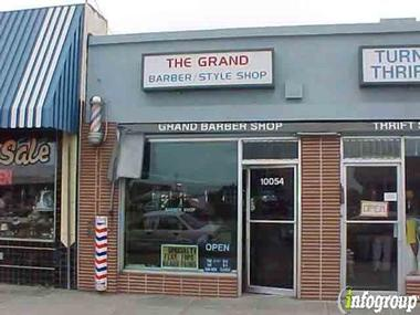 Grand Barber Shop