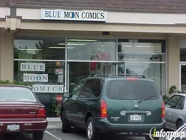 Blue Moon Comics