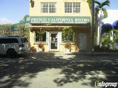 Fresco California Bistro