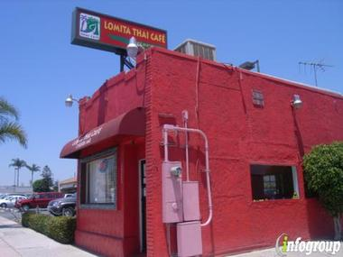 Lomita Thai Cafe