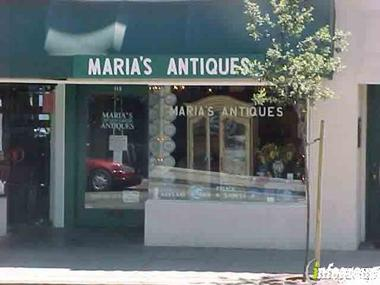 Maria&#039;s Antiques Of Los Gatos