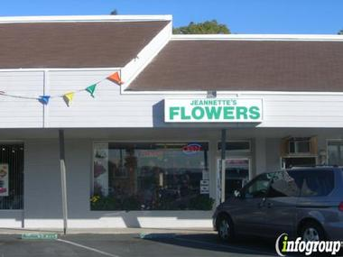 Jeannette&#039;s Flowers &amp; Gifts