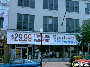 Tennis Shoe Warehouse