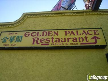 Golden Palace Chinese Rstrnt