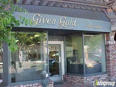 Given Gold Jewelers