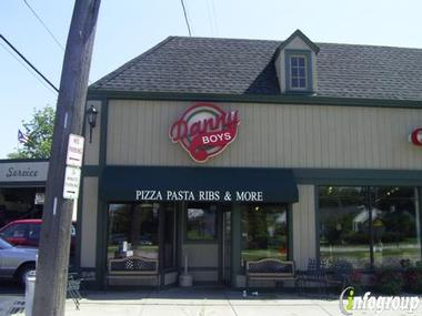 Danny Boy's Pizza
