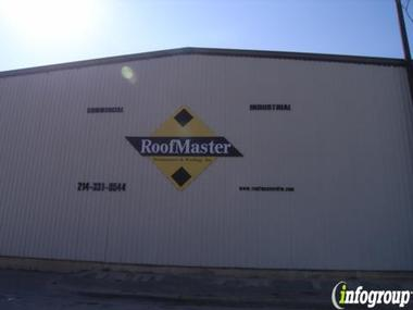 Roofmaster Maintenance & Rfng