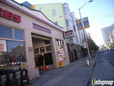 Tire Reviews on Big O Tires In San Francisco  Ca   Reviews And Directions