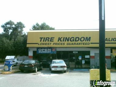 Tire Kingdom on Tire Kingdom