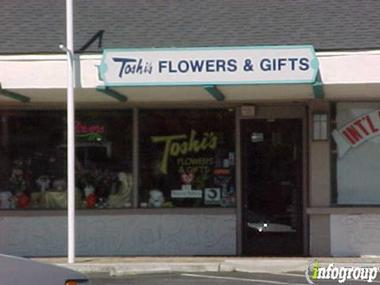 Toshi&#039;s Flowers &amp; Gifts
