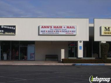 Ann's Hair & Nails Salon