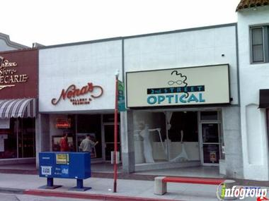 2nd St Optical