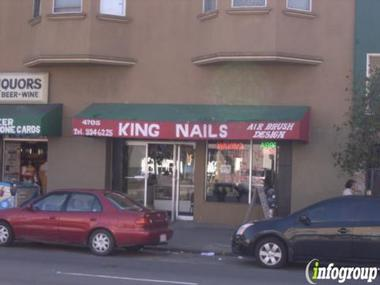 King Hair & Nails