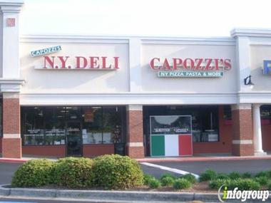 Capozzi&#039;s New York Pizza-Pasta