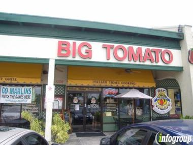 Big Tomato Market Grill