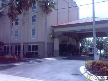 Hampton Inn-Tampa Airport