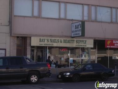 Bay's Nail & Beauty Supply