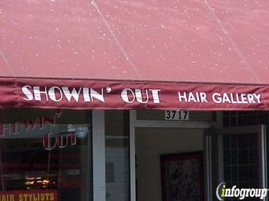 Showin' Out Hair Gallery