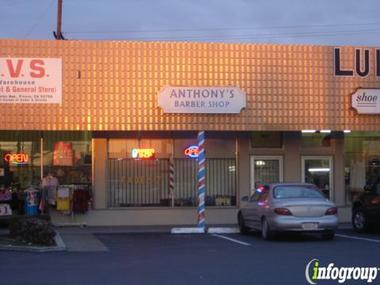 Anthony's Barber Shop