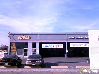 Midas Auto Svc Experts