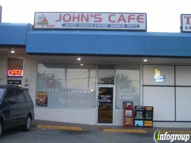 John&#039;s Cafe
