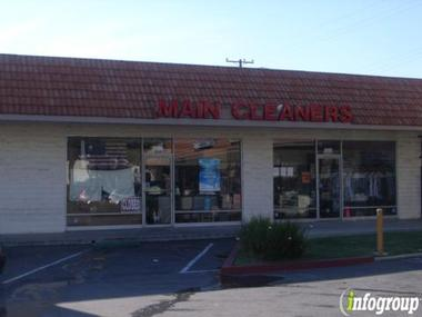 Main Cleaners