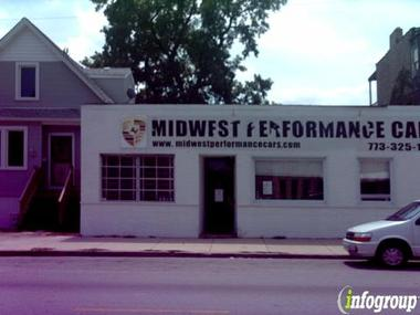 Midwest Performance Cars Inc