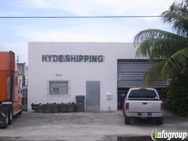 Hyde Shipping Corp Vessel