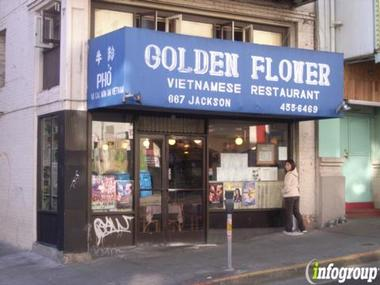 Golden Flower Vietnamese
