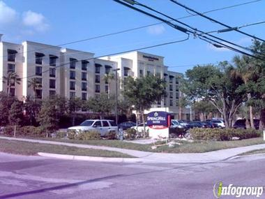 Springhill Suites-Westshore