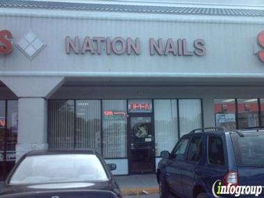 Nations Nail Salon