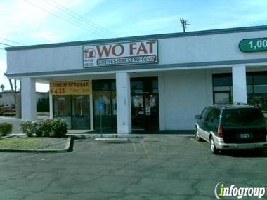 Wo Fat Chinese Restaurant