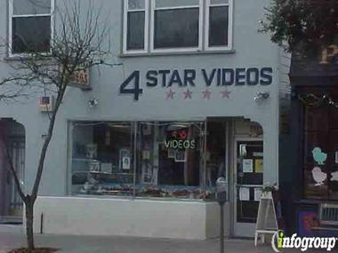 Four Star Video
