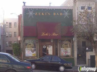Zeki&#039;s Bar