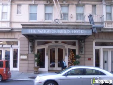 Warwick San Francisco Hotel San Francisco Hotels