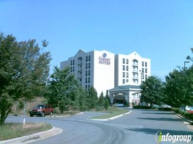 Comfort Suites University Area