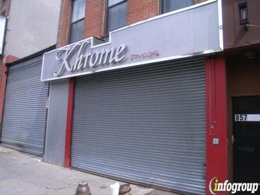 Khrome Bar &amp; Lounge