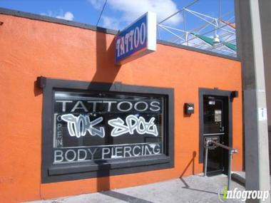 Ink Spot Tattoo