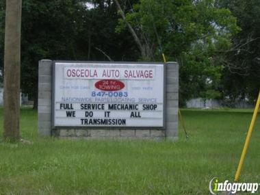 Osceola Auto Salvage