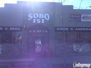 Sobo 151 Bar &amp; Grill